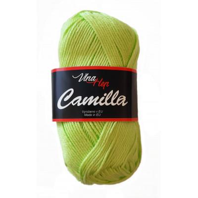 Příze CAMILLA - 8145 světlá zelená