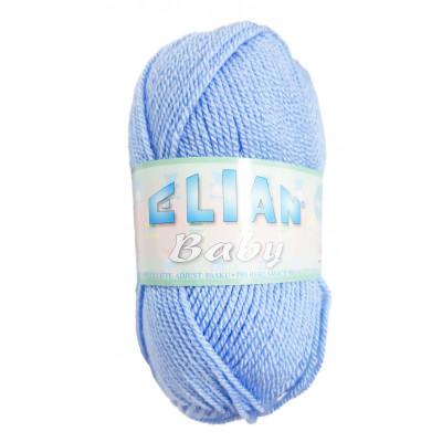 Příze ELIAN BABY - 10305 modrá