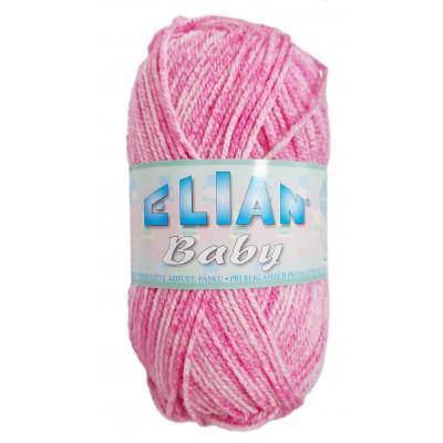 Příze ELIAN BABY - 31709 růžová
