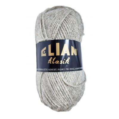 Příze ELIAN KLASIK - 1450 hnědá