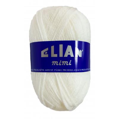 Příze ELIAN MIMI - 208 bílá