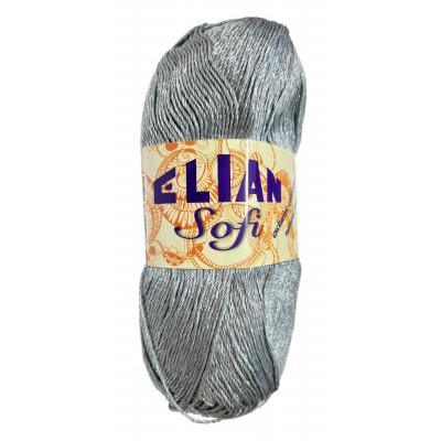Příze ELIAN SOFI - 10255 šedá