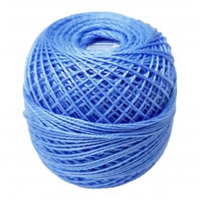 Příze PERLOVKA - 5532 blankytná modř