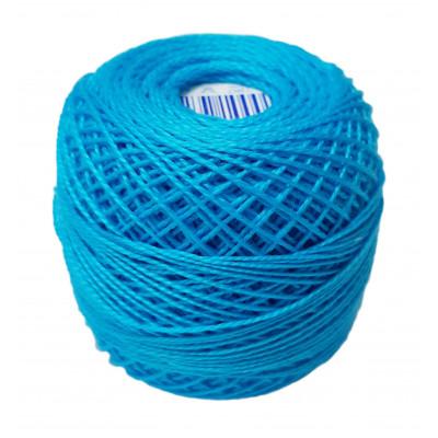 Příze PERLOVKA - 5742 modrý tyrkys