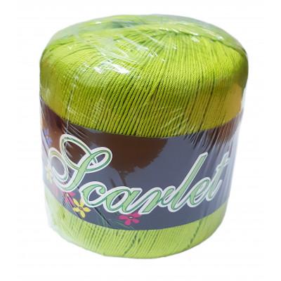 Příze SCARLET - 1451 sv. zelená